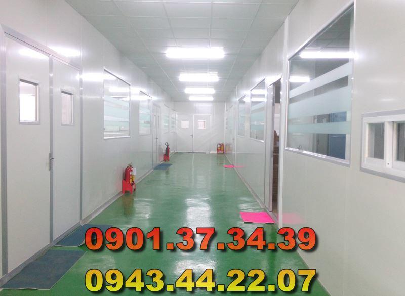 phòng sạch dược phẩm